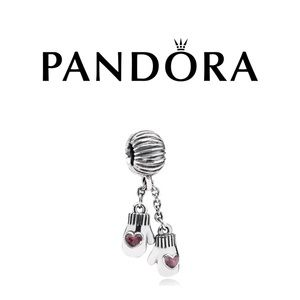 Pandora Mittens Hanging Dangle Charm